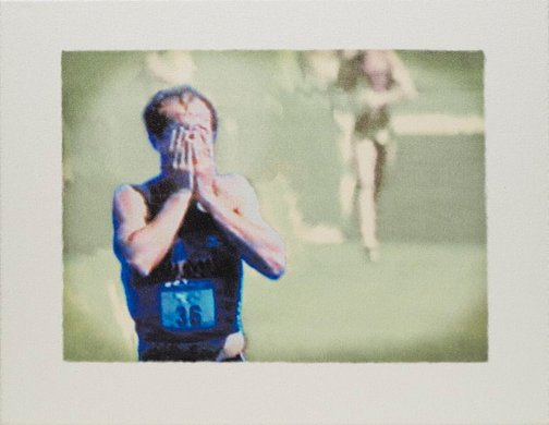An image of Fourth #1 by Tracey Moffatt