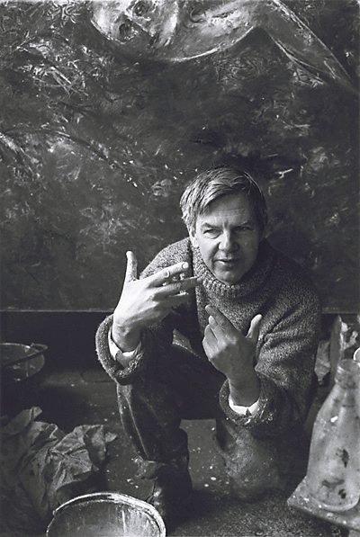 An image of Arthur Boyd, London by Axel Poignant