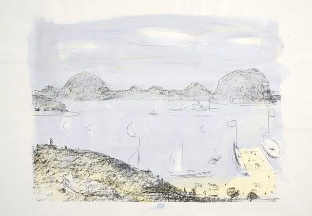 An image of Untitled (The Derwent, Hobart)