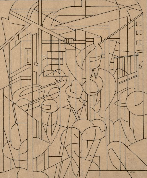An image of Tram kaleidoscope