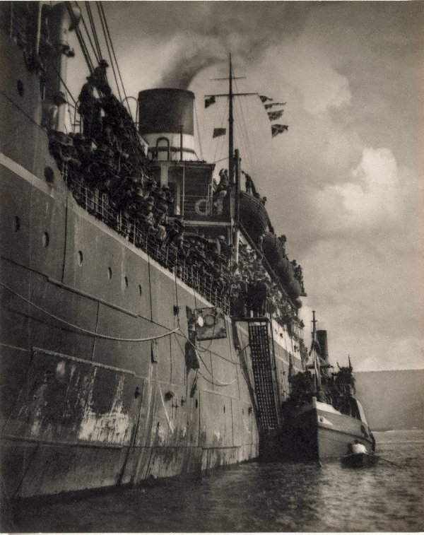 An image of Return of the 1st Light Horse, AIF