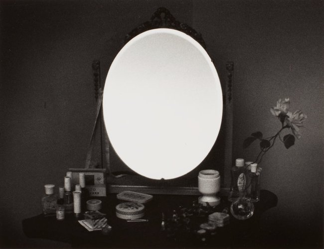 AGNSW collection Ian Dodd Mirror image 1975, printed 2000