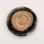 Alternate image of Jar with scalloped rim by Henan Blackware