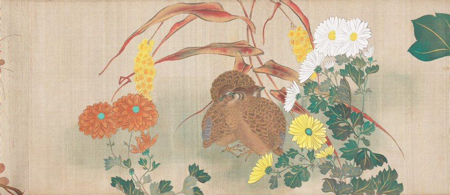 Alternate image of Flowers, birds and small animals of the four seasons by Nozaki Shin'ichi
