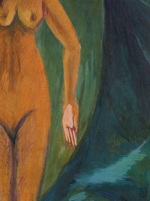 Alternate image of Three bathers by Ernst Ludwig Kirchner