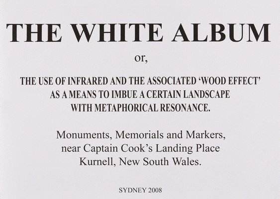 Alternate image of The White Album by Bruce Searle
