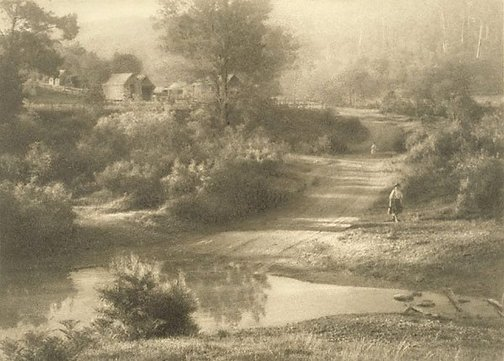An image of Landscape, New South Wales by Harold Cazneaux
