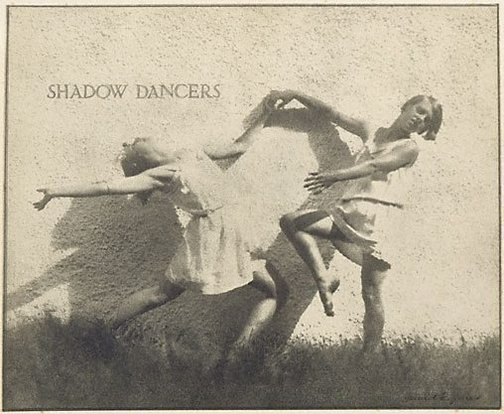 An image of Shadow dancers by Gerald E Jones