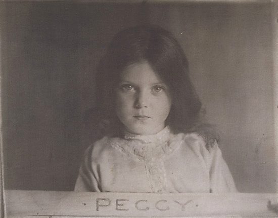 An image of Peggy
