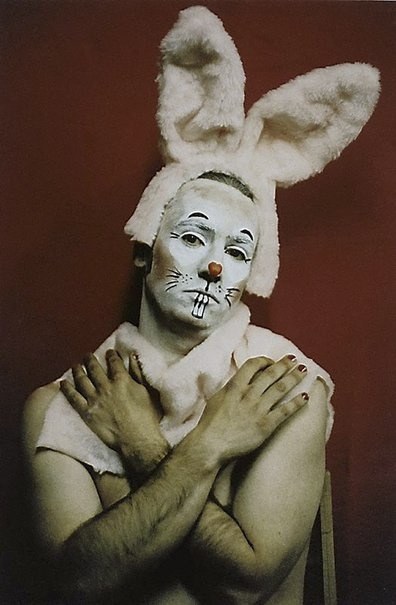 An image of Bunny boy 6 by Justene Williams