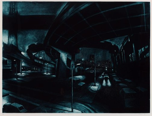 An image of Vanishing point by Geoffrey Ricardo