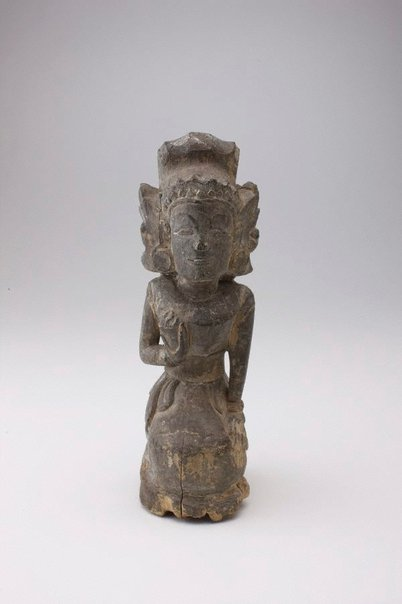 An image of Pendet figure by
