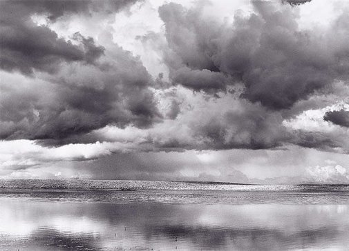 An image of Monaro clouds and reflections, NSW by David Moore