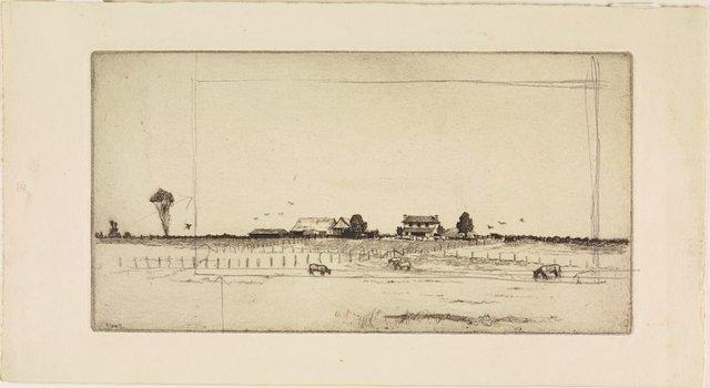 An image of Farm scene, Windsor