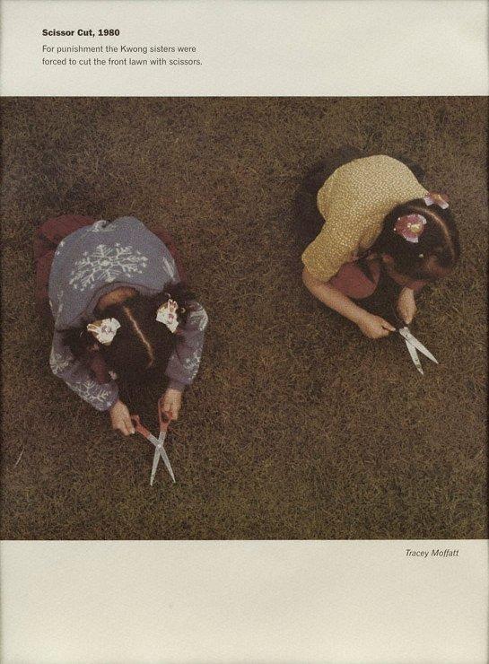 An image of Scissor cut 1980