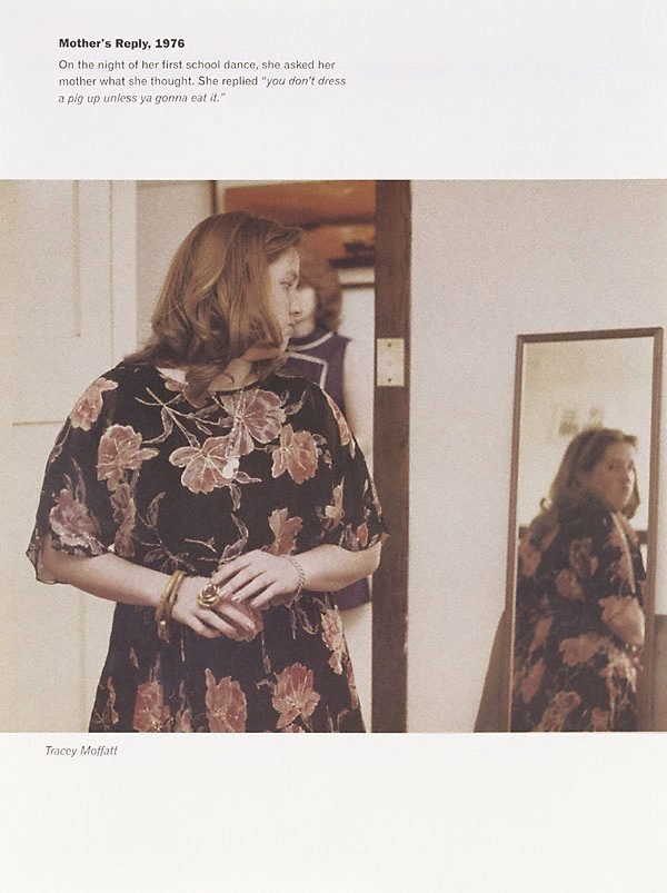 AGNSW collection Tracey Moffatt Mothers reply 1976 1999