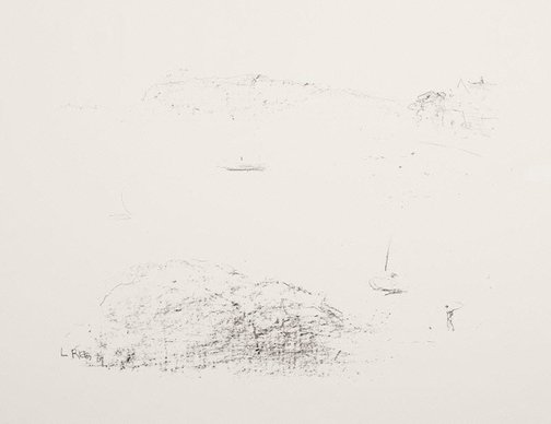 An image of Untitled (Balls Head, Sydney) by Lloyd Rees