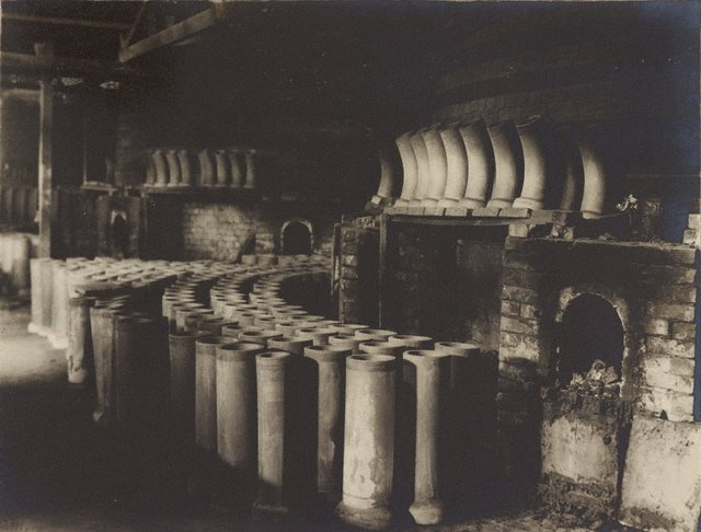 An image of Interior, pipe works
