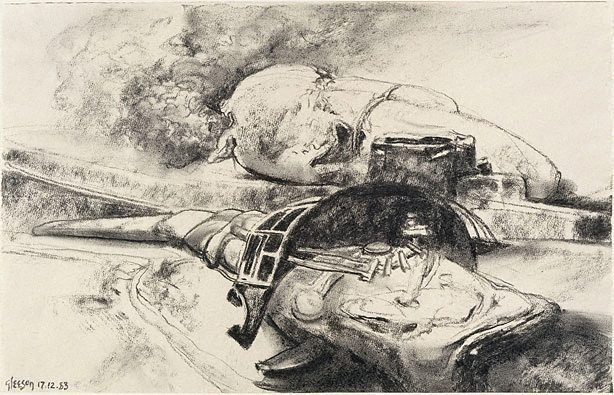 An image of Study for 'Activated still life'