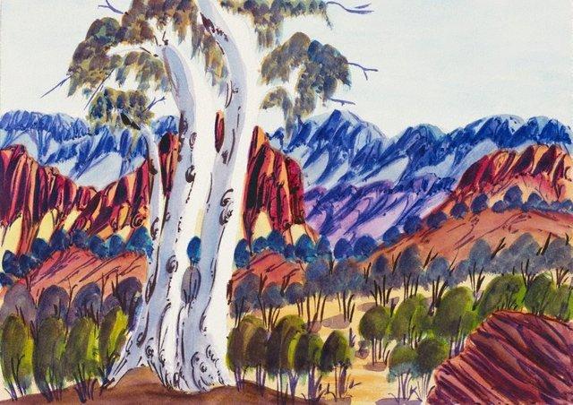 An image of James Range