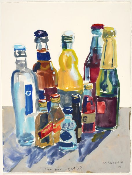 An image of Mini bar Berlin by Lucy Culliton