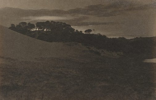 An image of Eventide by Cecil Bostock