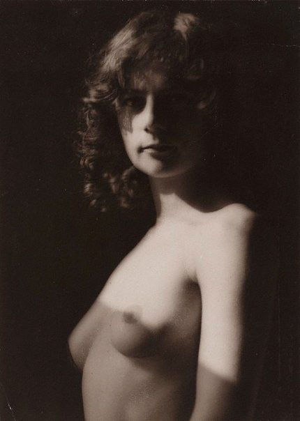 An image of Nude study by Cecil Bostock