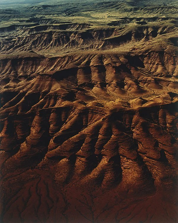 An image of The Hamersley Ranges in the Pilbara, near Wittenoom, Western Australia