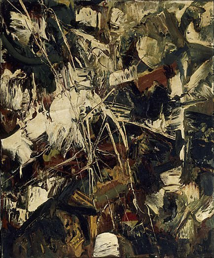 An image of Untitled by Jean-Paul Riopelle