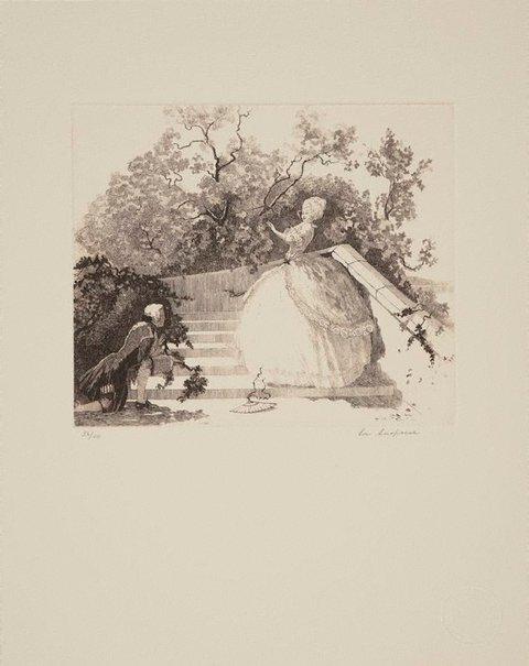 An image of La surprise by Adrian Feint
