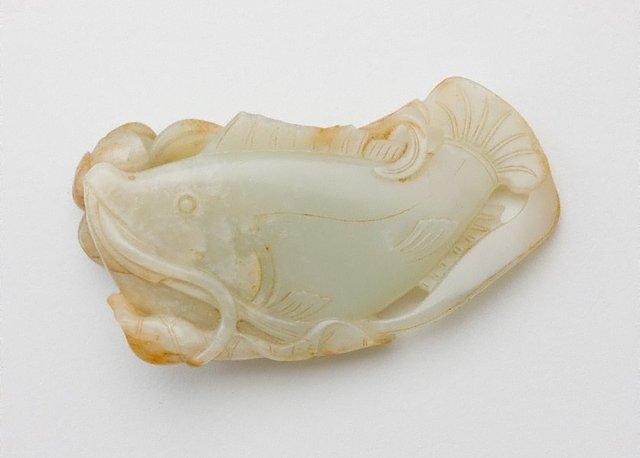 An image of Carp and lotus