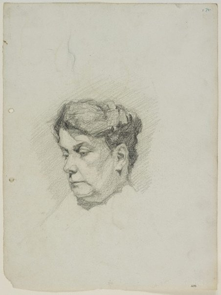 An image of Mother by Lloyd Rees