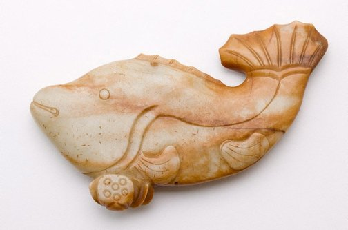 An image of Jade fish by