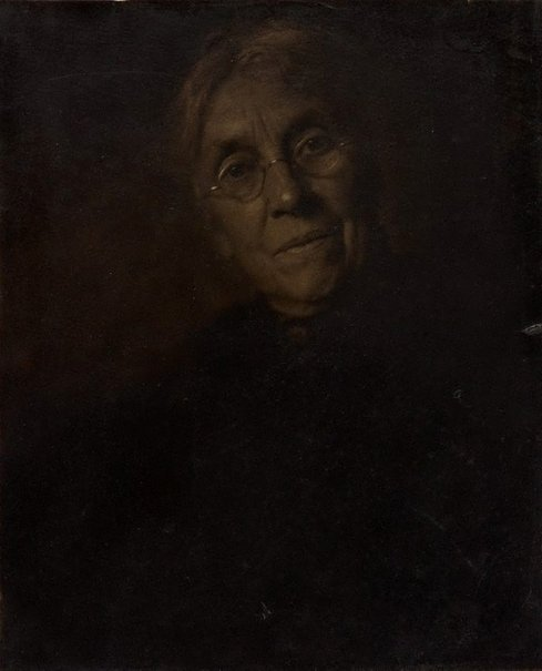 An image of A pair of spectacles by Mrs GA Barton