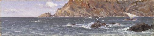 An image of Golfo degli Aranci, Sardinia by Edward de Martino