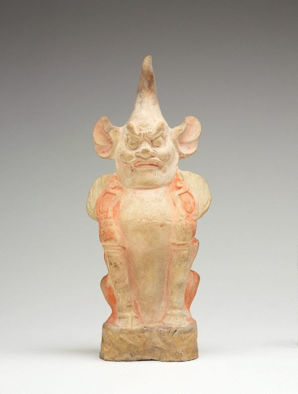 An image of Tomb guardian figure