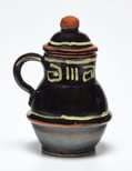 Alternate image of Hot-water jug by Anne Dangar