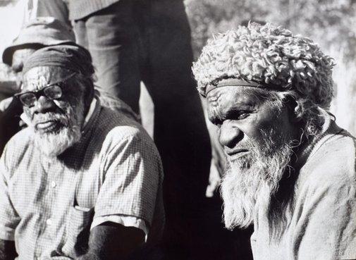 An image of Elders, Amata by Mervyn Bishop