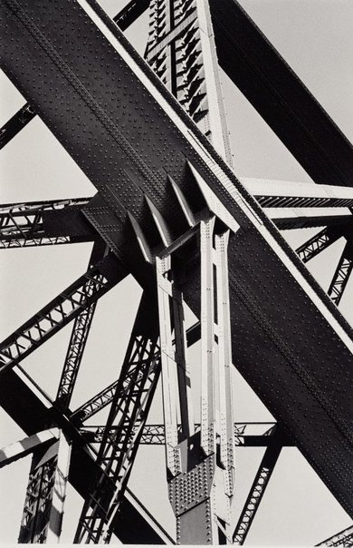 An image of Steel construction I by David Moore