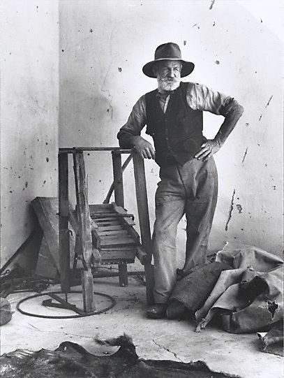 An image of Gold prospector Arltunga, Central Australia