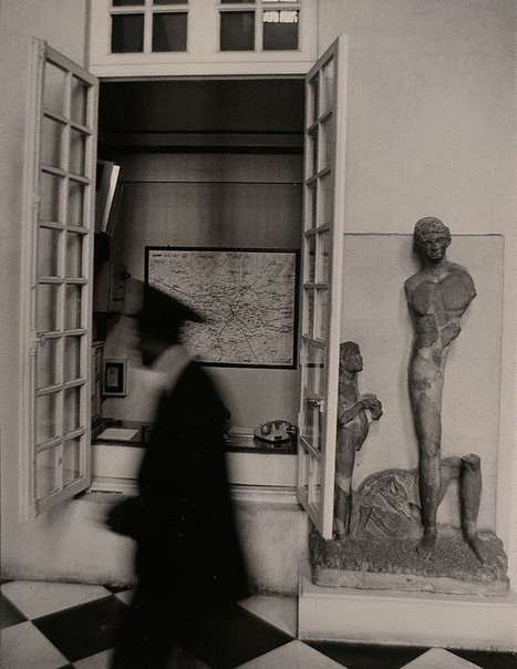 An image of Musée Rodin, Paris by Lewis Morley