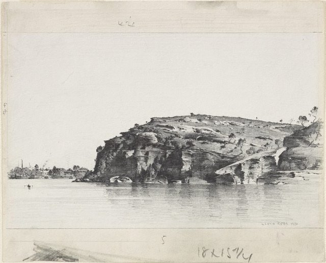 An image of Ball's Head, Sydney Harbour