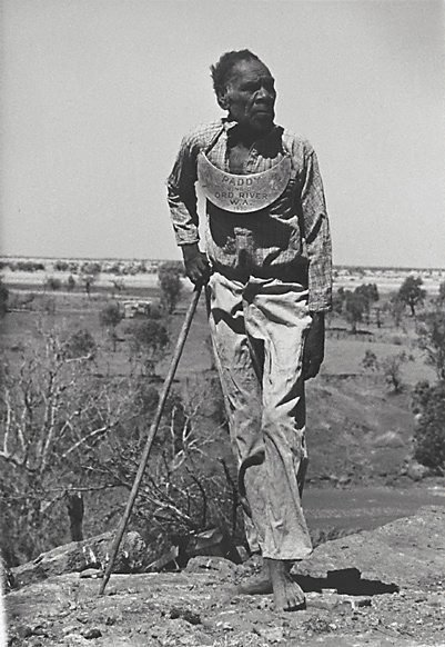 An image of Paddy, King of Ord River, Western Australia
