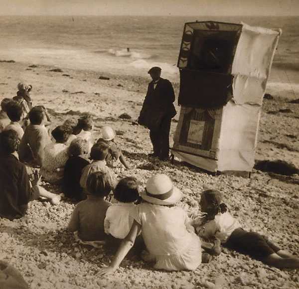 An image of Untitled (Punch and Judy show)