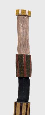 Alternate image of Tutini (Pukumani grave posts) by Pedro Wonaeamirri