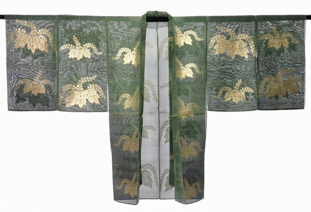 An image of 'Maiginu' noh robe