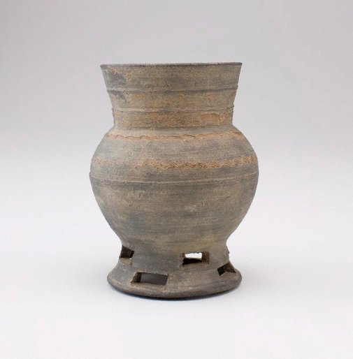 An image of Small vase by Unknown
