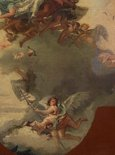 Alternate image of The apotheosis of a pope and martyr by Giovanni Domenico Tiepolo