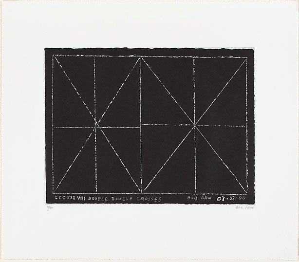 An image of Kisses and crosses