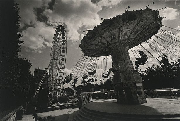 An image of Carousel, Place de la Concord, Paris